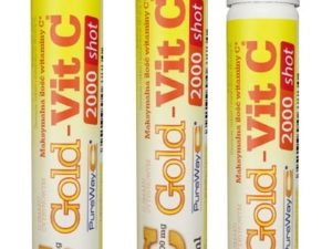Gold-VIT C 2000 shot
